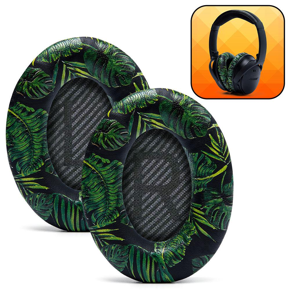 Replacement Ear Pads For Bose QC35 | Tropical