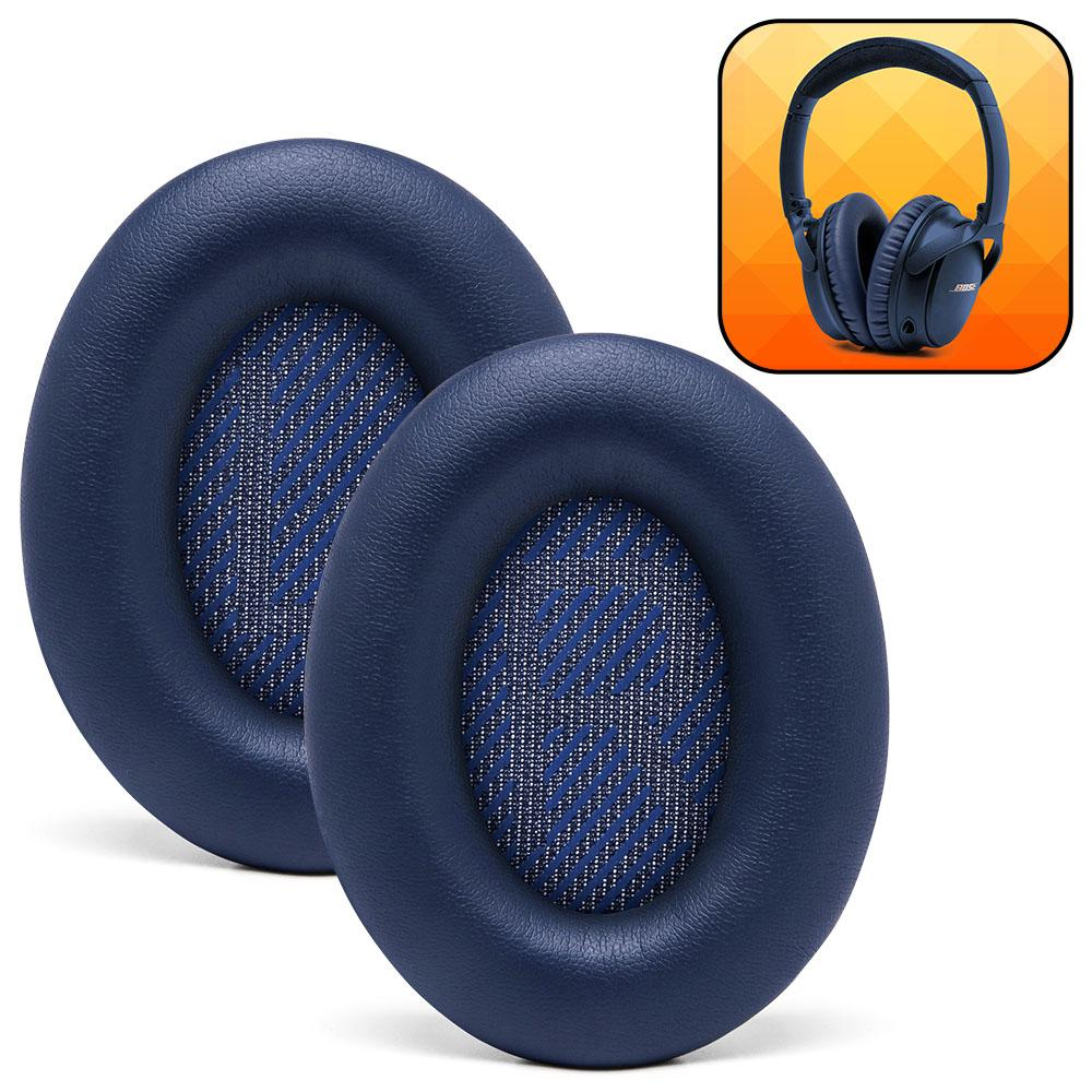 Replacement Ear Pads For Bose QC35 | Blue