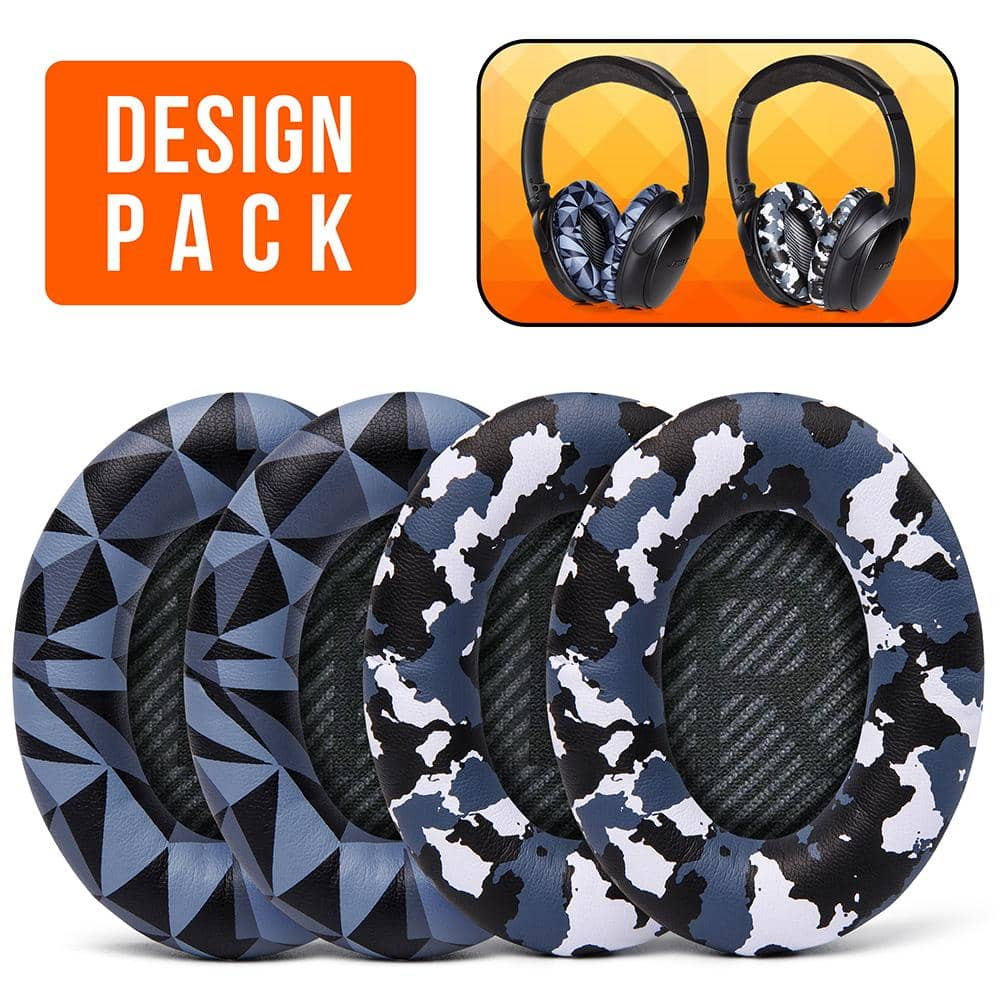 Replacement Earpads For Bose QC35 - Bundle Pack |