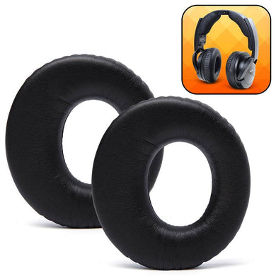 Replacement earpads for Sony MDR-RF985R, MDR-RF985RK, MDR-RF970R Black - Wicked Cushions