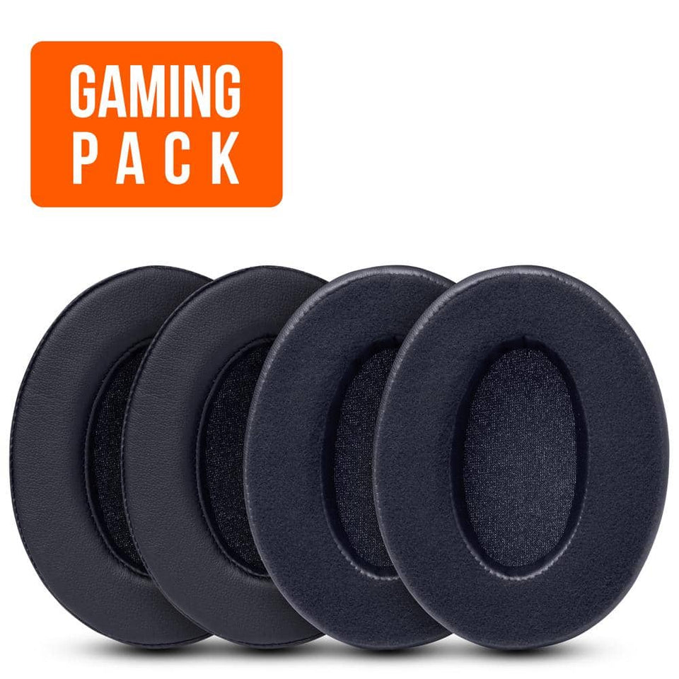 Upgraded Gaming Earpads - Bundle Pack - Wicked Cushions