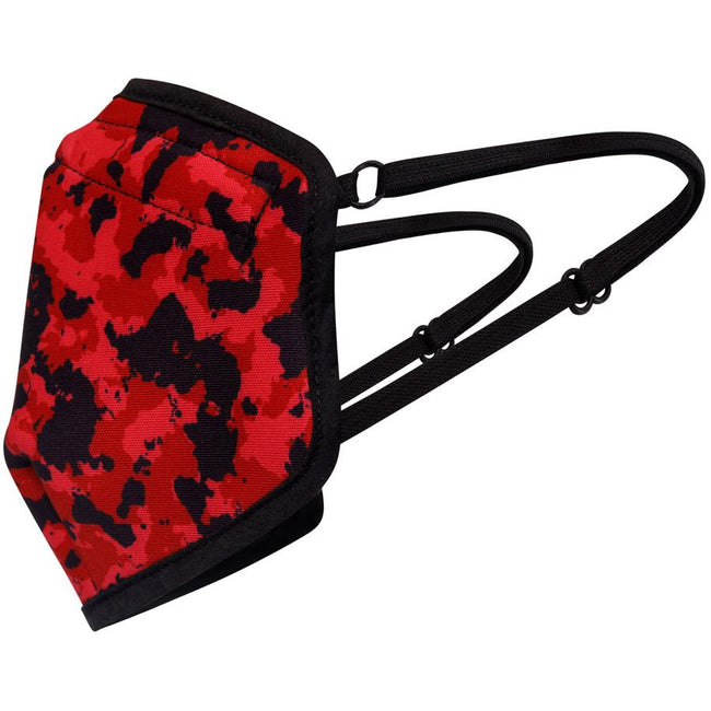 WC Mask - Red Camo - Wicked Cushions