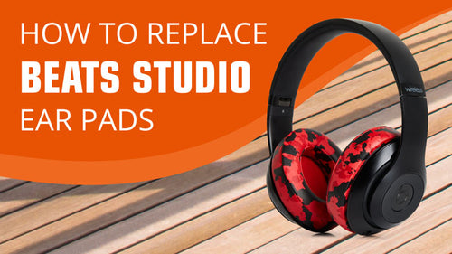 How to replace Beats Studio Ear Pads