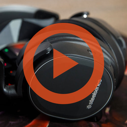 how to replace arctis pro ear cups