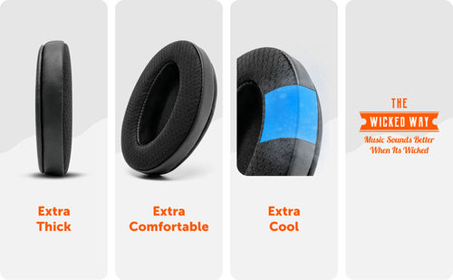 ATH M50X replacement ear pads