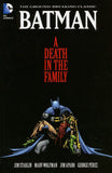 Batman: A Death in the Family Signed Paperback蝙蝠俠 家庭之死簽名合集 軟皮