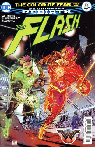 【大陆现货】Flash Vol 5 #23 Regular Carmine Di Giandomenico Cover