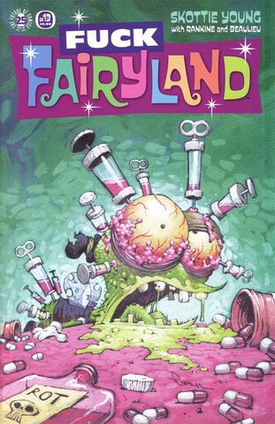 【大陆现货】I Hate Fairyland #13 Variant