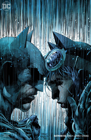 【大陆现货】Batman Vol 3 #50 Variant Jim Lee & Scott Williams Cover