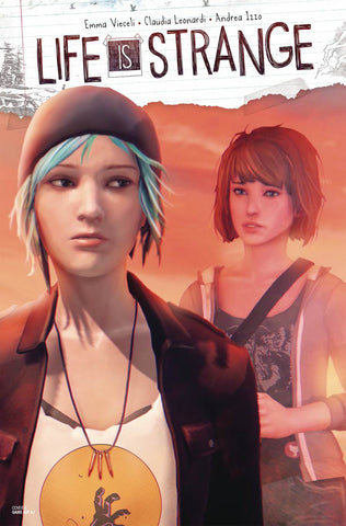 Life Is Strange Series #4  Game cover 奇异人生 游戏变体