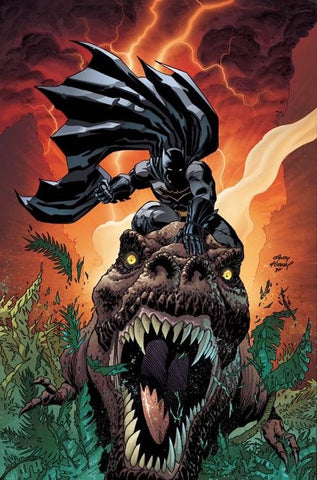 DC DARK NIGHTS METAL #1 ANDY KUBERT VARIANT