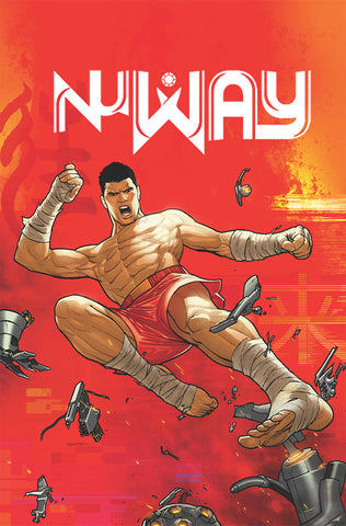 NU WAY #1 RYAN SOOK VARIANT LIMITED COVER C 1:10