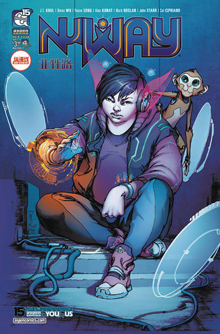 NU WAY #4 REGULAR COVER A