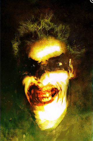 Joker 80th-Anniversary 100-Page Super Spectacular #1 1980s variant cover Bill Sienkiewicz Pre-Order小丑80周年预订变体
