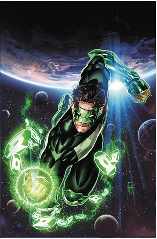 GREEN LANTERN 80th ANNIVERSARY 100-PAGE SUPER SPECTACULAR Pre-order 1990 Cover Philip Tan变体