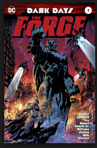 Dark Days The Forge #1 DC Comics