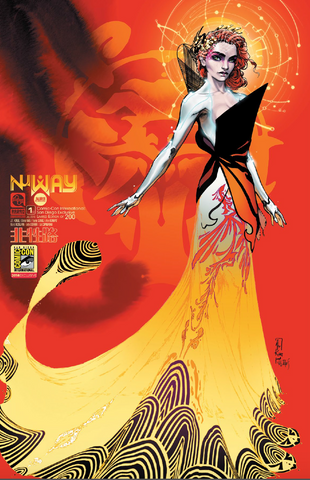NU WAY #1 SDCC CONVENTION EXCLUSIVE VARIANT LIMITED 200