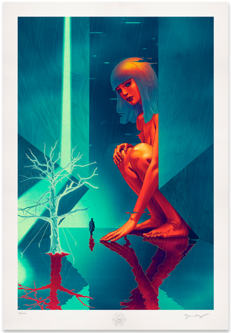 James Jean RETROFLECT Limited Giclée Prints