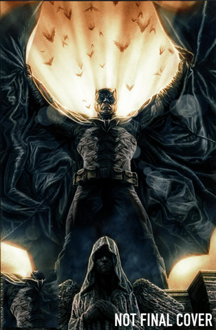 DETECTIVE COMICS #1000 Lee Bermejo EXCLUSIVES VARIANT 变体