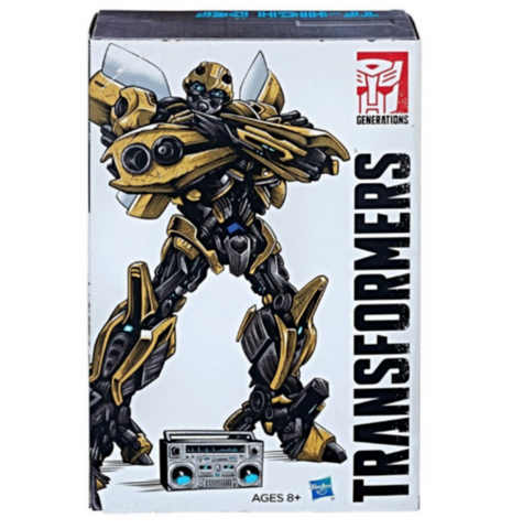 SDCC 2018 Hasbro Exclusive - Transformers: Studio Series 19 Bumblebee
