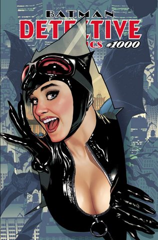 DETECTIVE COMICS #1000 Adam Hughes EXCLUSIVES VARIANT 变体