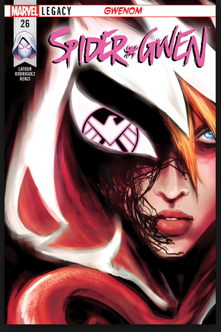 SPIDER GWEN #26 cover A first print