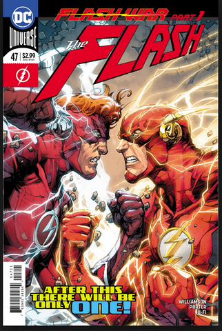 flash war part 1 the flash #47