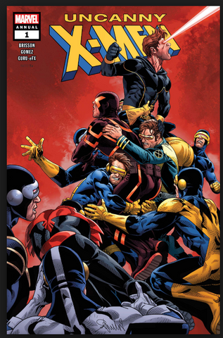 Uncanny X-Man Annual #1 Cover A First Print X战警