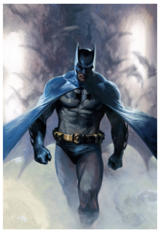 Detective Comics #1000 Gabriele Dell'Otto Trade Dress Exclusive Variant 变体