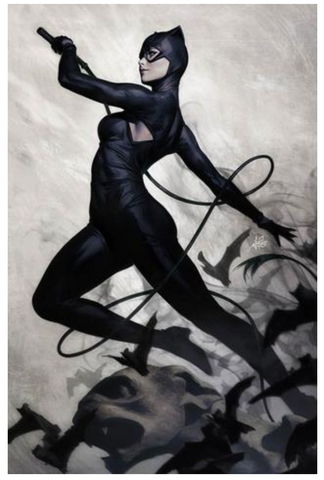 Catwoman #10 Variant Cover B 猫女刘大哥变体