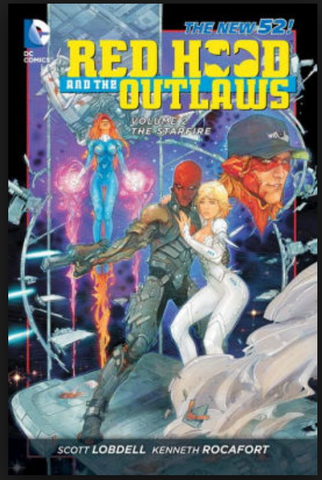 New 52! Red hood and the Outlaws Vol 2 Paperback 红头罩 新52 2卷 软皮