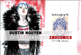 Dustin Nguyen 2019 Art Book Exclusive Combo 绘本套装