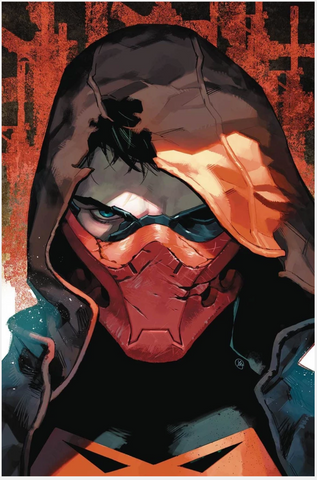 Red hood Outlaw #36 Variant Cover 红头罩 变体