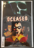 DCeased #4 Cover Set A+B+C