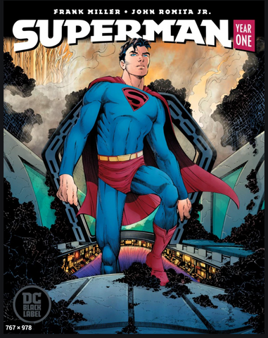 DC Comics Superman Year One #1 Regular Cover A 普封