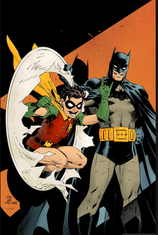 Robin 80th Anniversary 100-page Super Spectacular #1 Jim Lee Variant Cover Pre-Order变体
