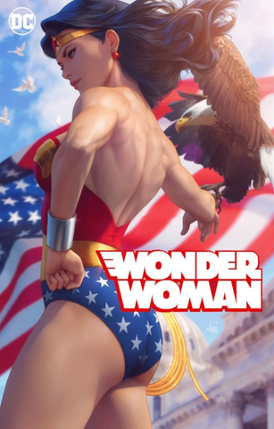 Wonder Woman #750 Artgerm Cover A Trade Dress 神奇女侠 刘大哥普通变体