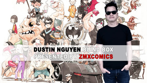 Dustin Nguyen 2019 Blind Box ( Limited to 20 ) 阮大丁盲盒