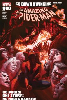 The Amazing Spider-Man #800 神奇蜘蛛侠800系列