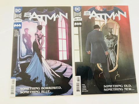 DC Comics Batman #44 Cover