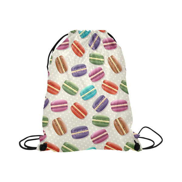Macarons Drawstring Bag