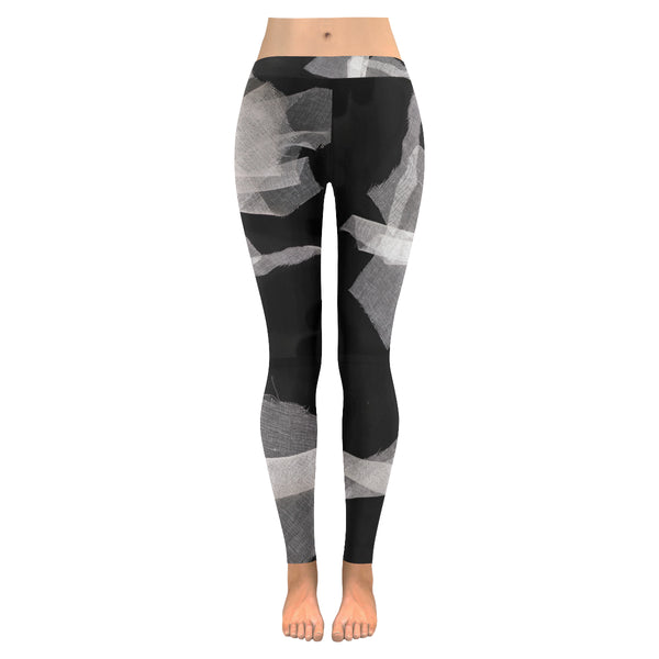 Farron All-Over Low Rise Leggings