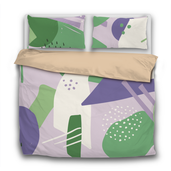Duvet Set - 3pc Cover + Pillowcases - AP13
