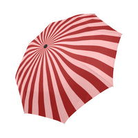 Berry Wow Automatic Foldable Umbrella