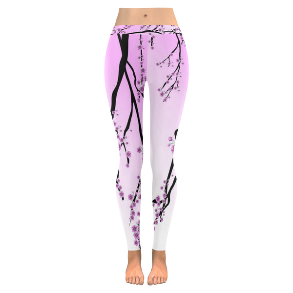 Blossom All-Over Low Rise Leggings