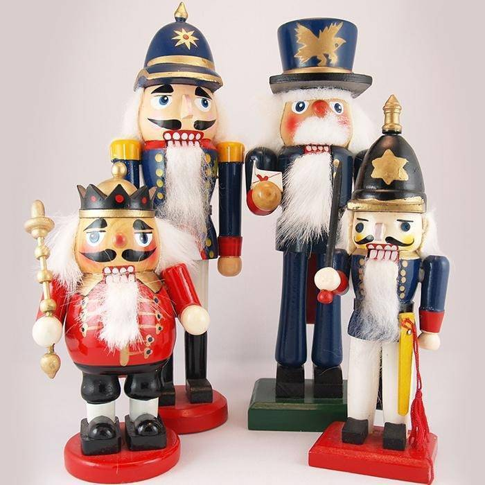 German Nutcrackers Exclusive