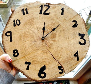 How to Make Wooden Clock That Can Last a Century