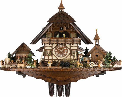Cuckoo Clocks from Around the World (Mar 2018)- How Much ...