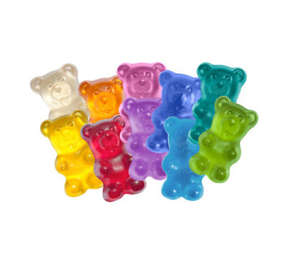 Germany gummy bear