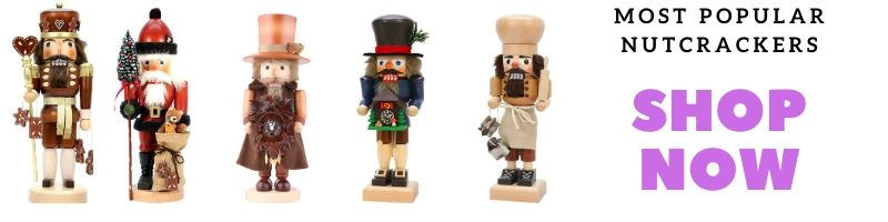 Popular Nutcrackers